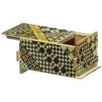 "Japanese Puzzle Box ""Himitsu Bako"", 5-sun*"